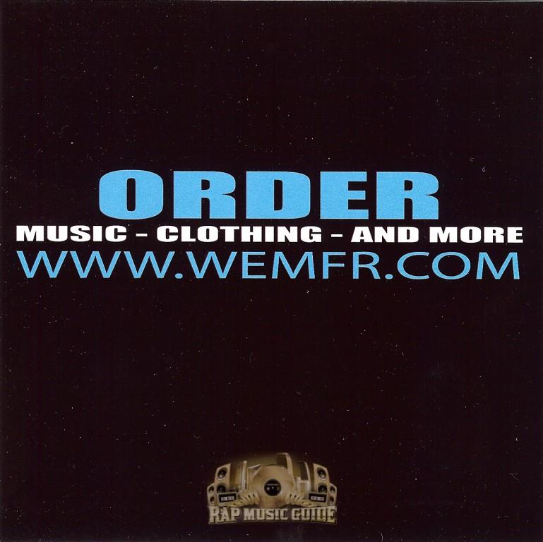 Rich The Factor & Boy Big - Boss Music: CD-R  CD   Rap Music