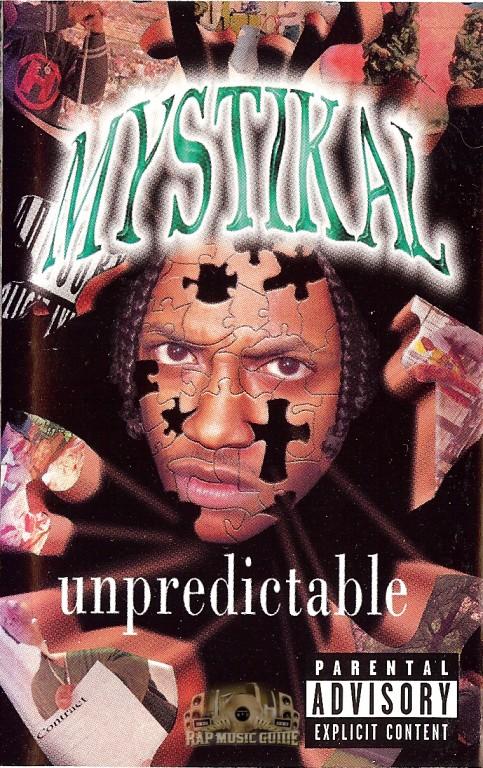 Mystikal - Unpredictable: Cassette Tape | Rap Music Guide