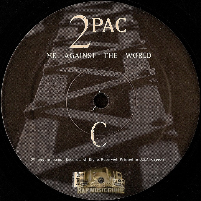 2Pac - Me Against The World: Record