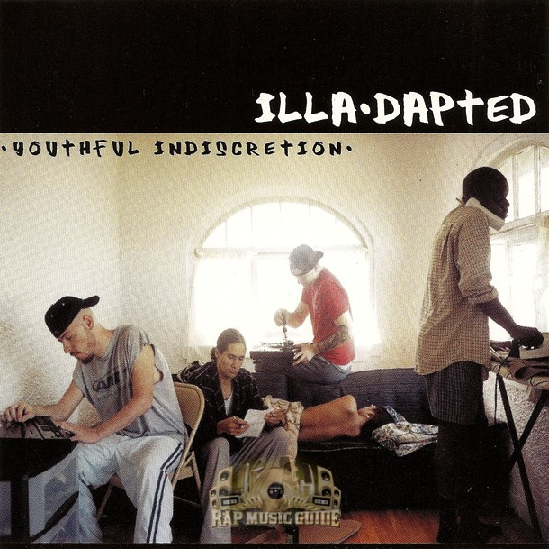 Illa-Dapted* Illa Dapted - Sampler From LP