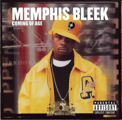 Coming Of Age. Memphis Bleek - Coming Of Age