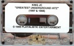 King JC - Greatest Underground Hitz