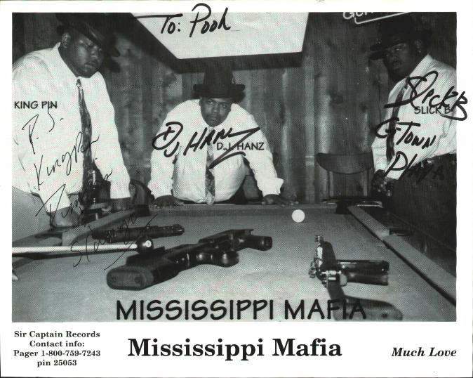 Mississippi Mafia promotional photo