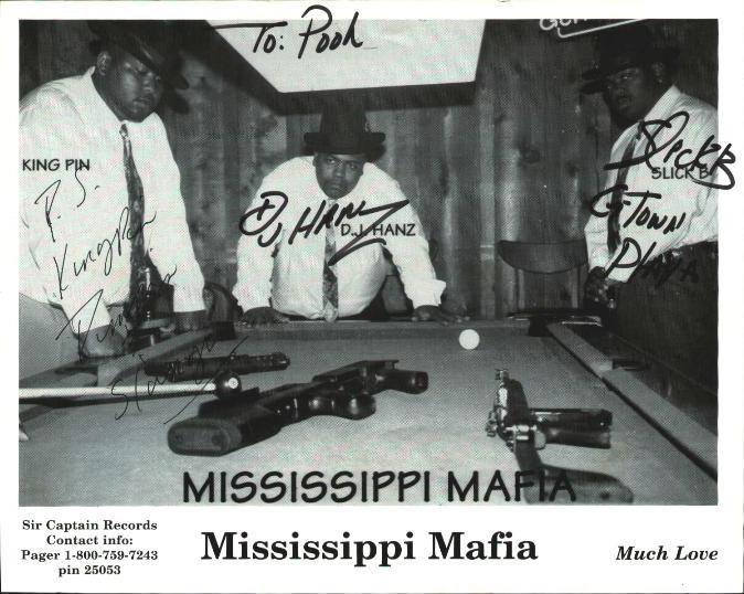 Mississippi Mafia promotional photo