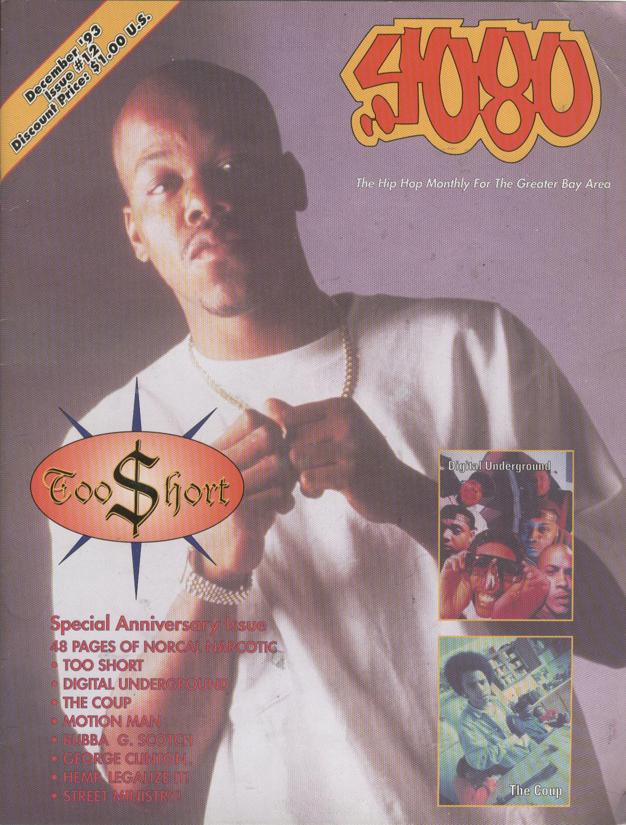 4080 Magazine #12 Too Short