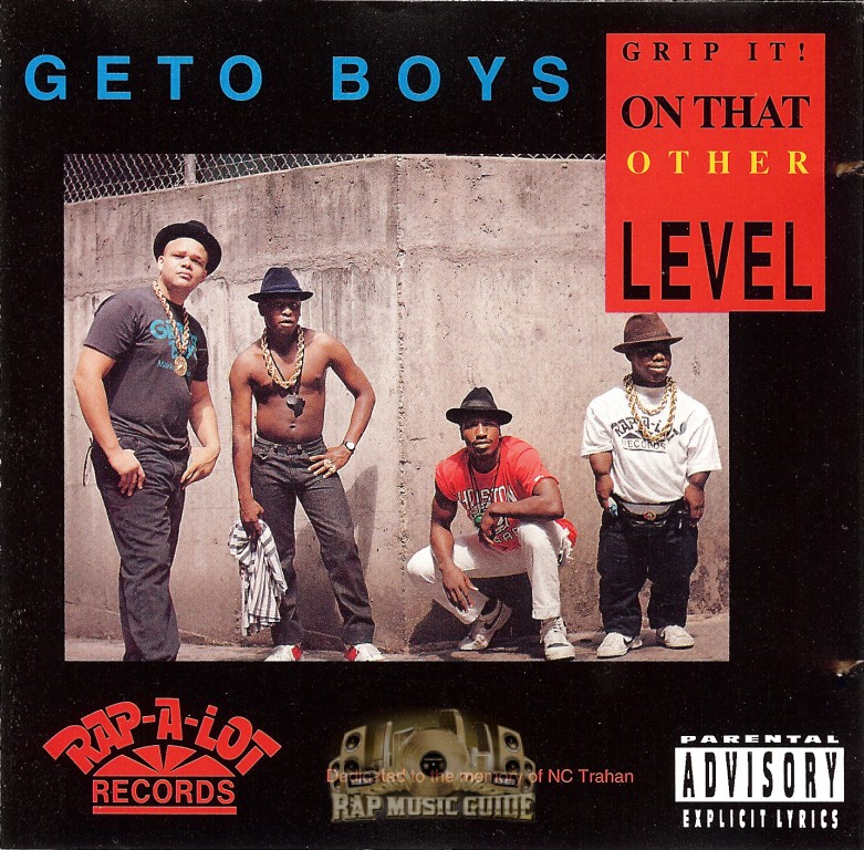 Geto Boys Grip It! On That Other Level
