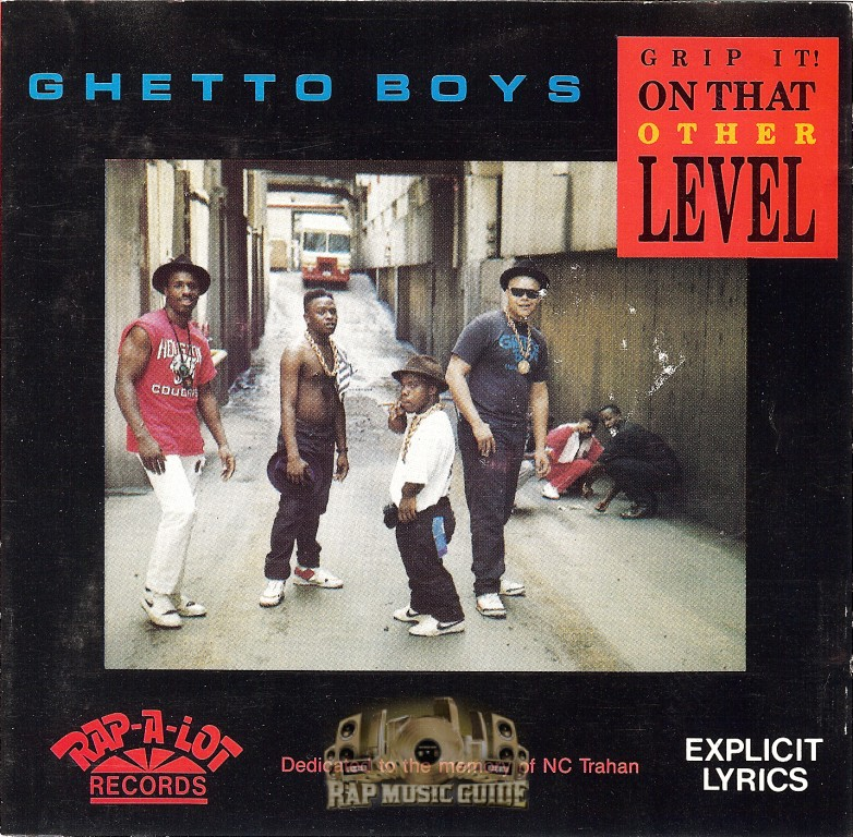 Ghetto Boys Grip It! On That Other Level