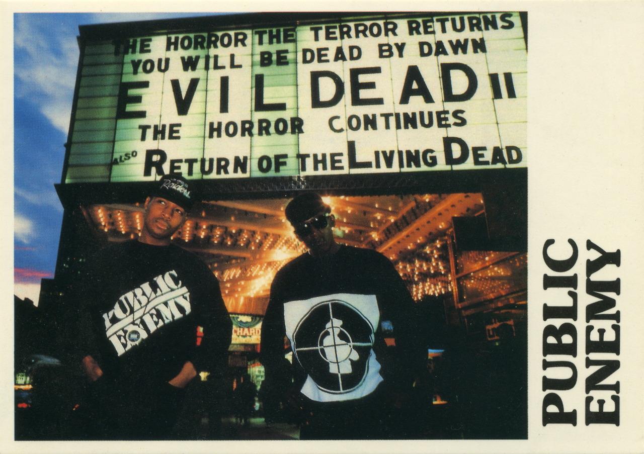 Public Enemy The Evil Dead 2