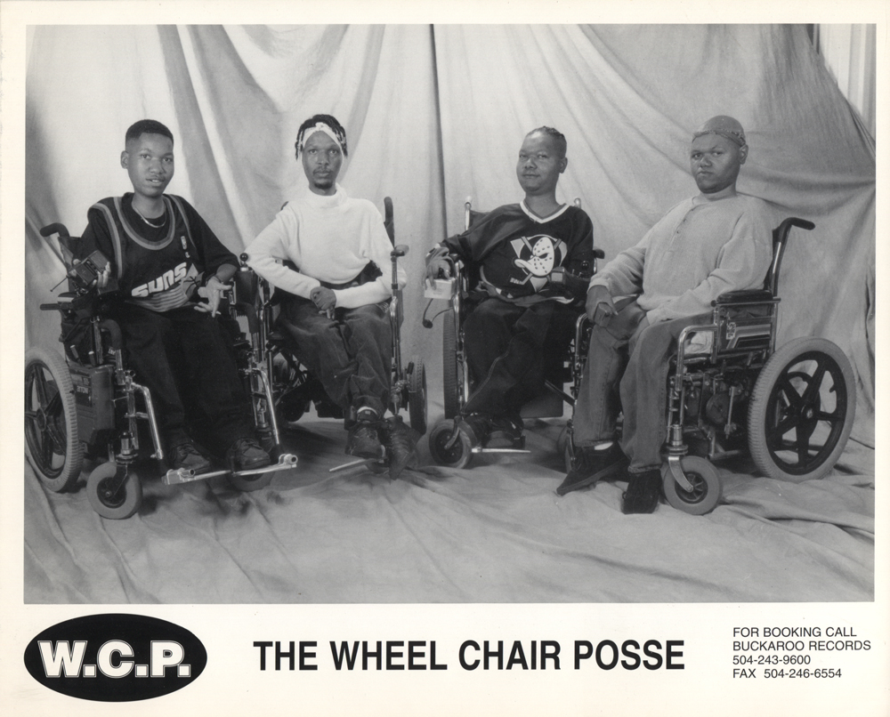 The Wheel Chair Posse
