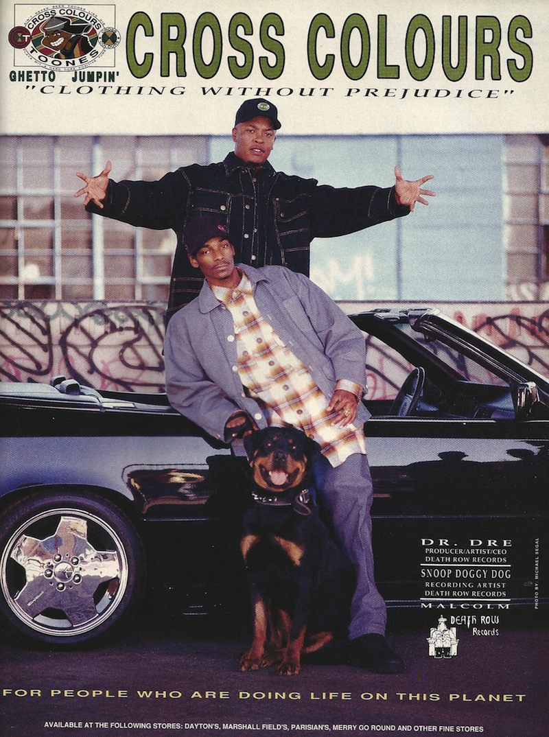 '90's Fashion by Dr. Dre & Snoop Doggy Dogg