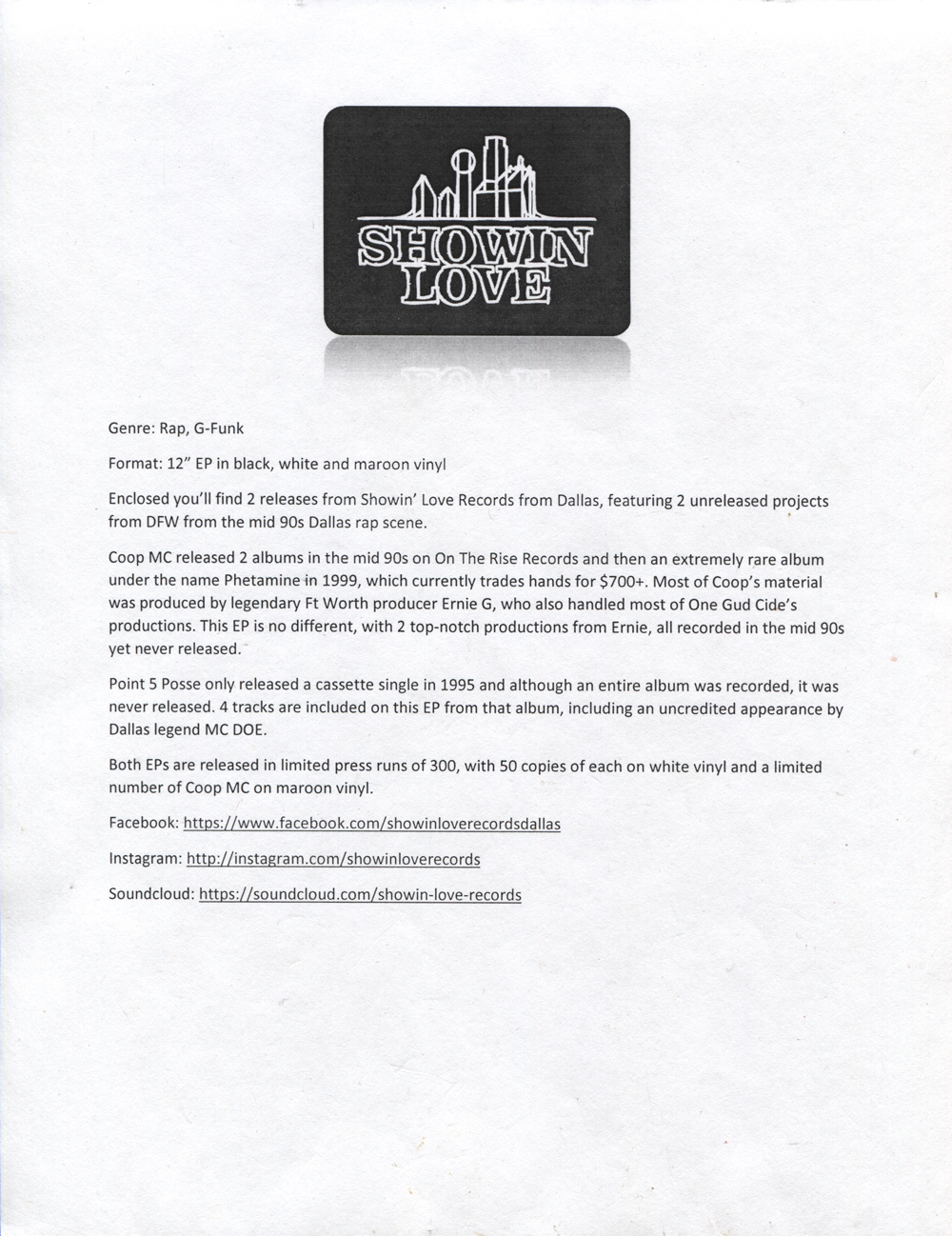 Showin-Love-Records-promo-letter