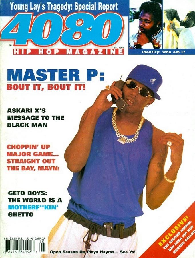 4080 Magazine Master P