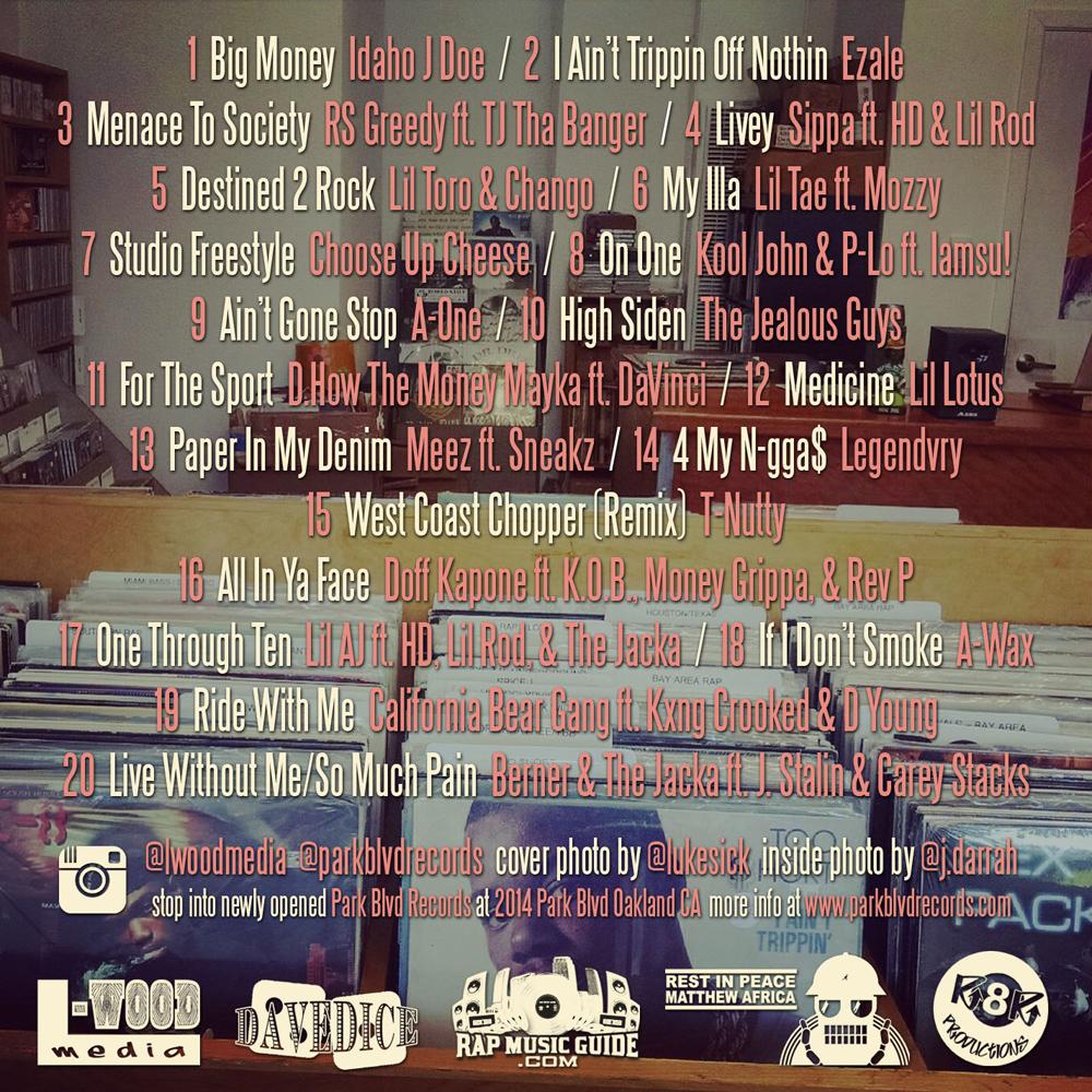 Fresh Out Vol. Ninee tracklist