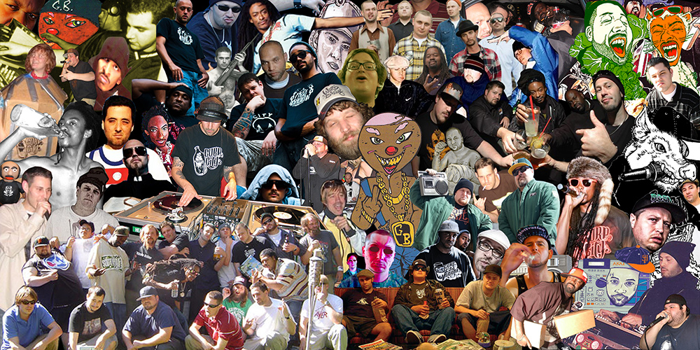 Fresh Out Special Edition Gurp City Photo Collage