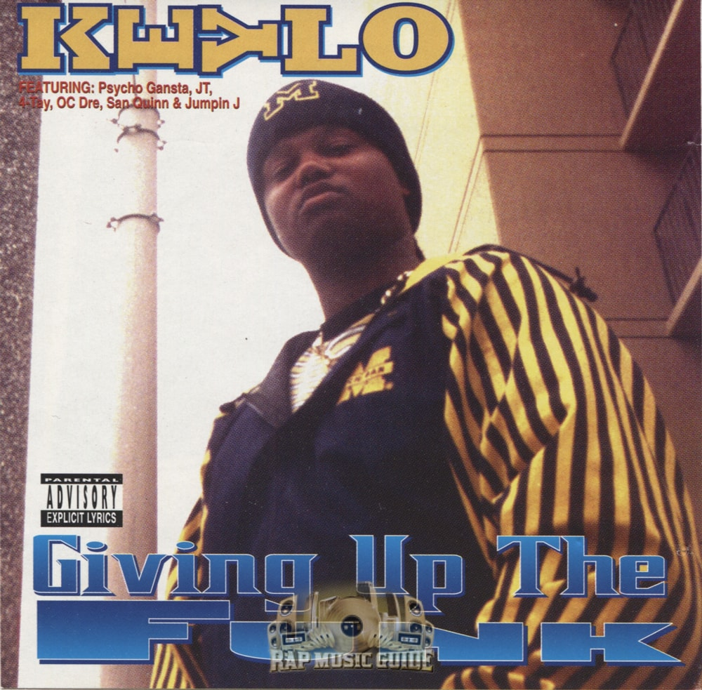 Keylo - Giving Up The Funk original CD