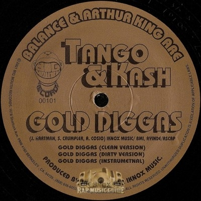 Tango & Kash - Gold Diggas / I'm So High