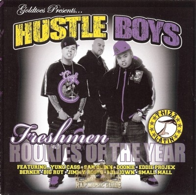 Hustle Boys - Freshmen Rookies Of The Year