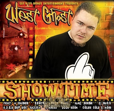 West-Ghost - Show Time
