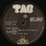 Tac of 51.50 - Servin Knock'z EP