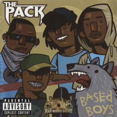 The Pack - Based Boys