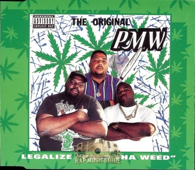 PxMxWx - Legalize Pass Tha Weed