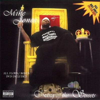 Mike Jones - King Of The Streets