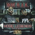 Mac & A.K. - Hood Legends Volume 1