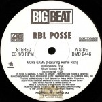 R.B.L. Posse - More Game