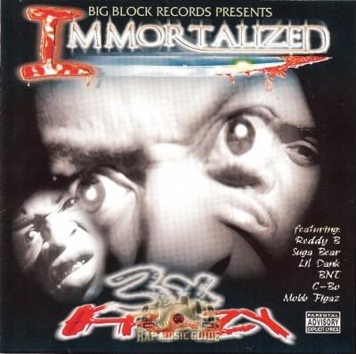 3X Krazy - Immortalized