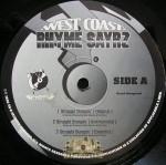 West Coast Rhyme Sayrz - Straight Bumpin'