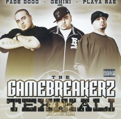 The Gamebreakerz - Texikali