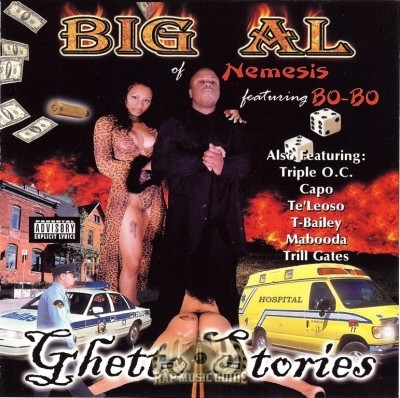 Big Al - Ghetto Stories