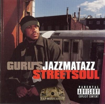 Guru - Guru's Jazzmatazz Vol. 3: Street Soul