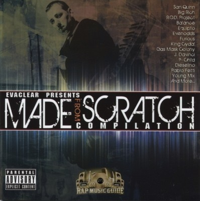 Evaclear Presents - Made From Scratch