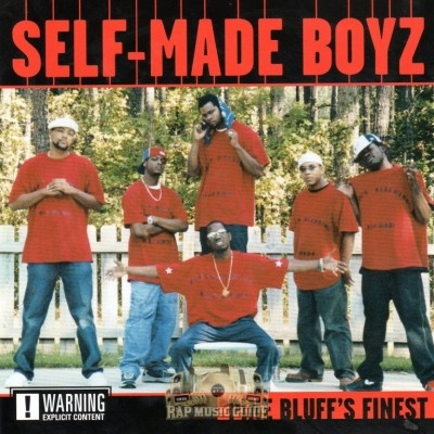 Self-Made Boyz - Pine Bluff's Finest