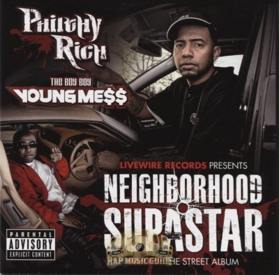 Philthy Rich & Messy Marv - Neighborhood Supastar 3