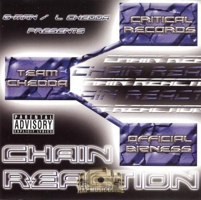 G-Man & L. Chedda Presents: - Chain Reaction