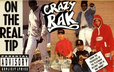Crazy Rak - On The Real Tip
