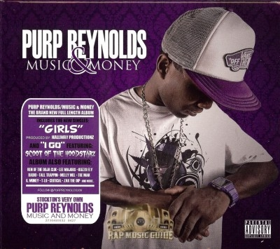 Purp Reynolds - Music & Money