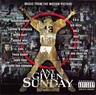Any Given Sunday - Motion Picture Soundtrack