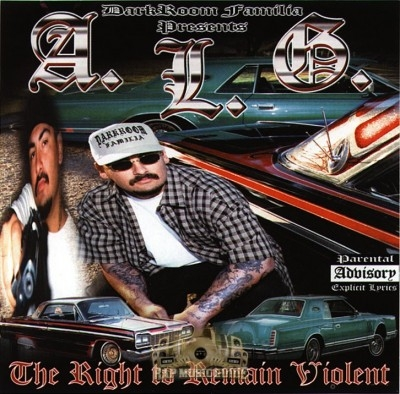A.L.G. - The Right To Remain Violent