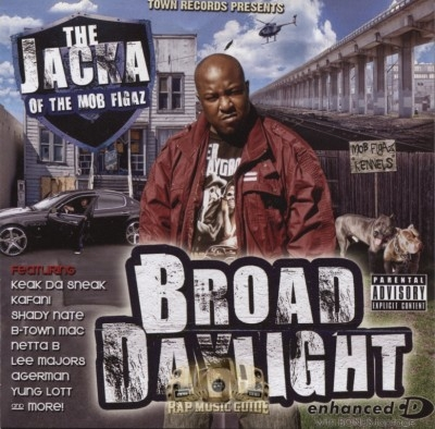 The Jacka - Broad Daylight