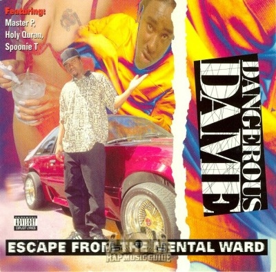 Dangerous Dame - Escape From The Mental Ward