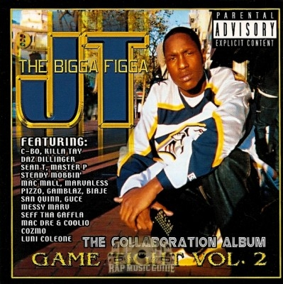 JT The Bigga Figga - Game Tight Vol. 2: The Collaboration Album