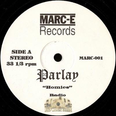 Parlay - Homies