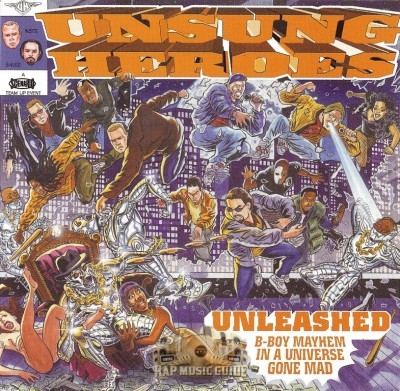 Unsung Heroes - Unleashed