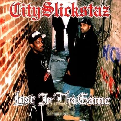City Slickstaz - Lost In Tha Game