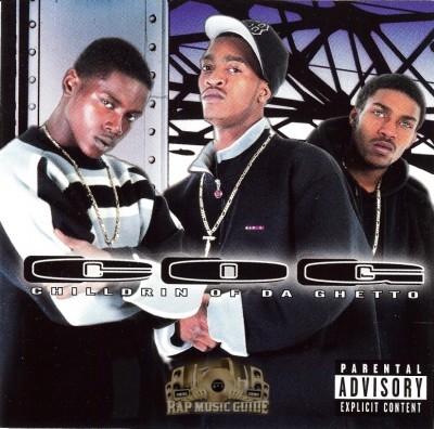 COG - Chilldrin Of Da Ghetto