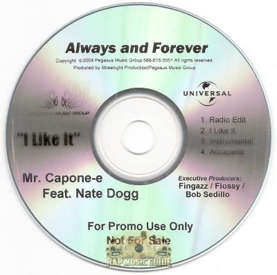 Mr. Capone-E - I Like It