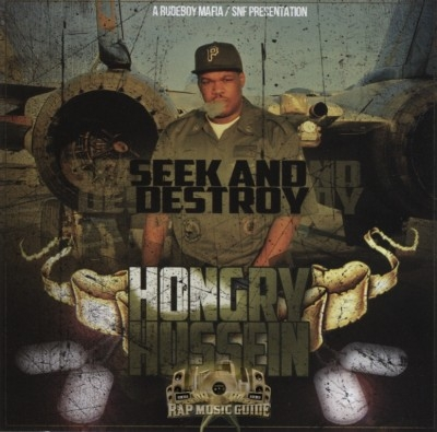 Hongry Hussein - Seek And Destroy